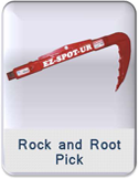 Rock and Root Pick