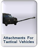 Tactical Vehicle Attachment